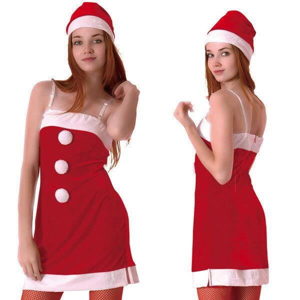 ポイント還元◆コスプレ衣装 サンタ サンタクロース クリスマス 仮装 コスプレ衣装 コスチューム レディース コスプレ クリスマス 文化祭 学園祭 サンタ コス