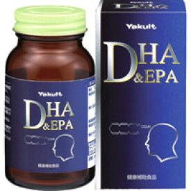 【ヤクルトヘルスフーズ】DHA&EPA 450mg×120粒【ドコサヘキサエン酸】