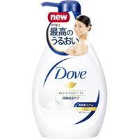 【ユニリーバ】ダヴ ボディウォッシュ プレミアムモイスチャーケア ポンプ 500g【ボディソープ】【Dove】【ダヴ】