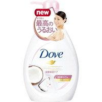【ユニリーバ】ダヴ ボディウォッシュ リッチケアココナッツミルク&ジャスミン ポンプ 480g【ボディソープ】【Dove】【ダヴ】