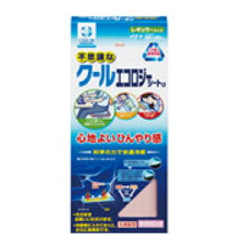 【興和】【Kowa】クールエコロジーシートαライトピンク 1コ入【冷却用品】【レギュラーサイズ】