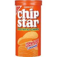 【NABISCO】【chip star】【ヤマザキナビスコ】チップスター コンソメ Sサイズ 50g【チップスター】【POTETO CHIPS】