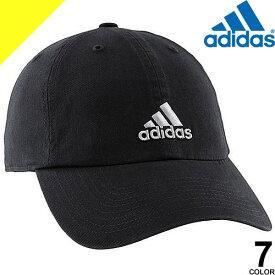 57f5d89cd92 アディダス キャップ 帽子 ベースボールキャップ メンズ レディース ブランド おしゃれ 大きいサイズ 大きめ ロゴ 刺繍 コットン