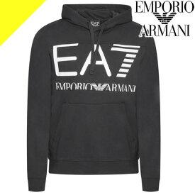 エンポリオアルマーニ パーカー プルオーバーパーカー メンズ スウェットパーカー ブランド ロゴ 大きいサイズ おしゃれ 黒 白 ブラック ホワイト EMPORIO ARMANI 6HPM16 PJ05Z 1100 1200