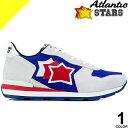 アトランティックスターズ スニーカー メンズ ブランド アンタレス 白 ホワイト グレー 大きいサイズ 靴 おしゃれ カジュアル 疲れない Atlantic STARS ANTARES NEB-14B