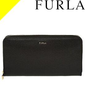 フルラ 財布 長財布 バビロン レディース ラウンドファスナー 本革 革 大容量 ブランド 使いやすい プレゼント ギフト 女性 黒 ブラック FURLA BABYLON Zip Around PCX7UNO B30000 0037S