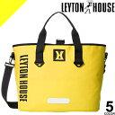 レイトンハウス LEYTON HOUSE 防水バッグ ドライバッグ トートバッグ レディース メンズ 多機能 防水 撥水 大きめ 丈…