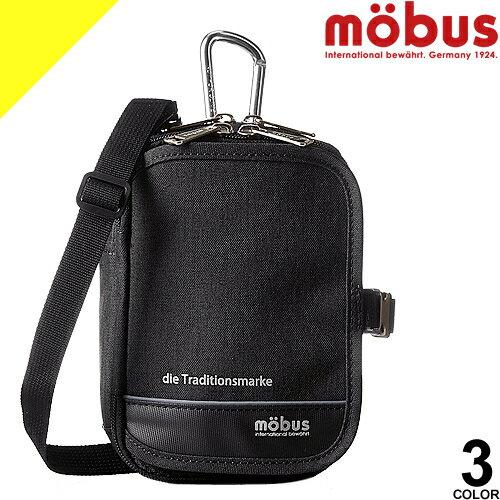 mobus モーブス バッグ ショルダーバッグ メッセンジャーバッグ 3way ボディバッグ ワンショルダー ミニバッグ ポーチ 斜めがけ メンズ レディース 黒 ブラック MBH215