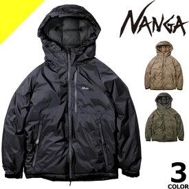 ナンガ ダウンジャケット オーロラダウンジャケット メンズ 日本製 オーロラテック ブランド 大きいサイズ 防水 防寒 アウトドア 黒 ブラック カーキ NANGA Aurora Down Jacket