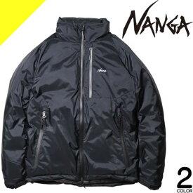 ナンガ ダウン ダウンベスト マゼノリッジベスト メンズ USAモデル ヨーロピアンダックダウン 日本製 ブランド 大きいサイズ 軽量 撥水 アウトドア 黒 ブラック NANGA MAZENO RIDGE VEST