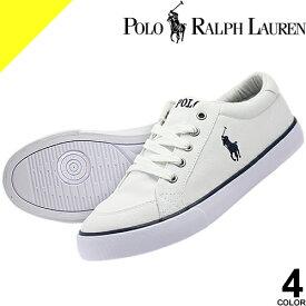 ポロ ラルフローレン Polo Ralph Lauren スニーカー シューズ 靴 レディース 軽量 歩きやすい ブランド おしゃれ 疲れにくい キャンバス 白 黒 ホワイト ブラック ネイビー ピンク Brisbane2
