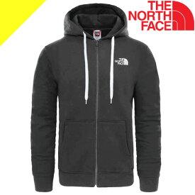 ノースフェイス THE NORTH FACE パーカー ジップアップ スウェット メンズ 黒 ブラック グレー ブランド 大きめ おしゃれ 冬 ロゴ 裏起毛 アウトドア NF0A3MB4