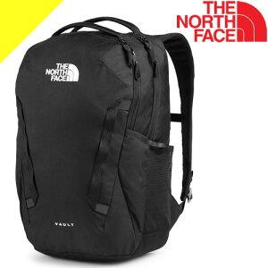 ノースフェイス バックパック リュック リュックサック デイパック ヴォルト メンズ レディース ブランド 通勤 通学 アウトドア おしゃれ 小さめ 黒 ブラック THE NORTH FACE VAULT NF0A3KV9 JK3