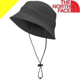 ノースフェイス 帽子 サファリハット アドベンチャーハット ブリマーハット メンズ 大きいサイズ 夏 アウトドア 登山 紫外線対策 ブランド 黒 ブラック THE NORTH FACE HORIZON BREEZE BRIMMER HAT NF00CF7T JK3 [ネコポス発送]