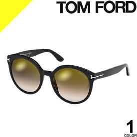 [定価51,840円→25,399円] トムフォード サングラス メンズ レディース ブランド 丸 UVカット 薄い 色 紫外線対策 TOM FORD Philippa FT0503