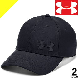 UNDERARMOURアンダーアーマーキャップメンズ帽子スポーツキャップメッシュランニングゴルフ大きいサイズ白1328630