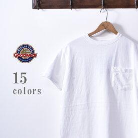 a05c0392c5f3 2019年モデル【GOOD WEAR】グッドウェアS/S crew neck Pocket T