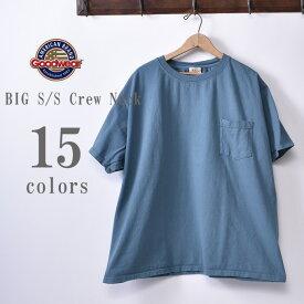 2019年モデル【GOOD WEAR】グッドウェアBIG S/S Crew Neck Pocket T-shirts XXL 2XLビッグ 半袖 クルーネックポケットTシャツ日本正規代理店 ソーズカンパニー全15色[ゆうパケット対応]z10x