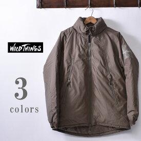【WILDTHINGS】ワイルドシングスHAPPY JACKET(WT19103SN)ハッピージャケット全3色(TAUPE・LEAF・BLACK)z10x