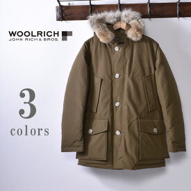【WOOLRICH ウールリッチ】ARCTIC PARKA ML(WOCPS2919)アークティックパーカー全3色(WOOD・MELTON BLUE・NEW BLACK)z5x