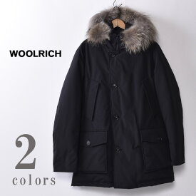 【WOOLRICH】ウールリッチARCTIC PARKA TT(WOOU0285)アークティックパーカー トーンオントーン全2色(NEW BLACK・BROWN OLIVE)z10x