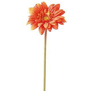 VT−2060 ミニガーベラ OR【シルクフラワー】【アートフラワー】【造花】【花資材】【花材】【松村工芸】