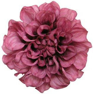 S−5003 フランシスダリア ビューティ【シルクフラワー】【アートフラワー】【造花】【花資材】【花材】【松村工芸】