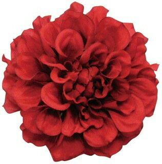 S−5003 フランシスダリア レッド【シルクフラワー】【アートフラワー】【造花】【花資材】【花材】【松村工芸】