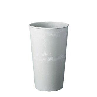 レシクラバケポット 28 white gray