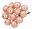 E6337 パールベリー10mm オレンジ (144粒入り) 【花資材】【花材】【ピック】【ブライダル】【エルア−ツ】3