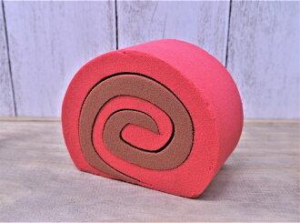◎◎DC form roll # pomegranate X almond