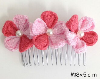 Crepe snacks comb kit pink (intermediate) (entering one set)