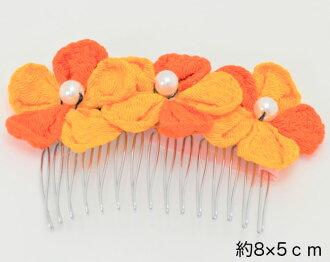 A crepe snacks comb kit orange (intermediate) (entering one set)