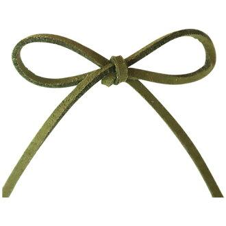 76376 fake leather ribbon #1137
