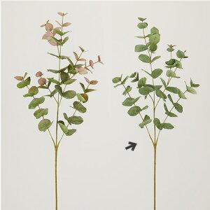 FD3261 ユーカリスプレー #024 グリーン (1本入り) 【花資材】【花材】【造花】【アートフラワー】【シルクフラワー】【アーティフィシャルフラワー】【ピック】【アクセサリー】【松村工