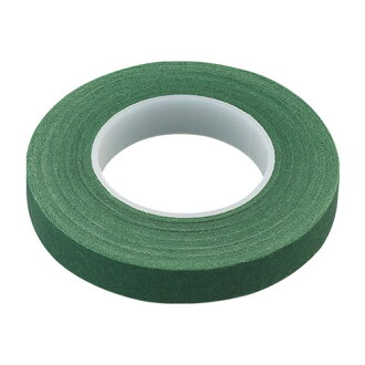 ☆ ☆ Flora tape (1 pieces) 12.  5 mm Green.