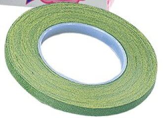 ☆ ☆ Flora tape (2 pieces) 6 mm light green.