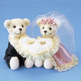 【10%OFF】 リングピロー 手作りキット リングピローキット クマのリングピロー ピンク [パナミ] 【手作り】【キット】【ウェディング】【ブライダル】【結婚式】【結婚祝い】【結婚】【お祝い】【プレゼント】