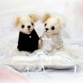 【12%OFF】 リングピロー 手作りキット リングピローキット チワワのリングピロー 洋装 [パナミ] 【手作り】【キット】【ウェディング】【ブライダル】【結婚式】【結婚祝い】【結婚】【お祝い】【プレゼント】