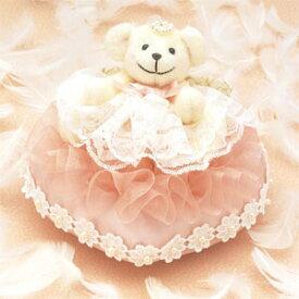 【12%OFF】 リングピロー 手作りキット リングピローキット ハートのリングピロー ピンク [パナミ] 【手作り】【キット】【ウェディング】【ブライダル】【結婚式】【結婚祝い】【結婚】【お祝い】【プレゼント】