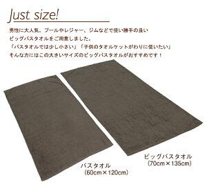 毎日使いたくなるしっかり吸水デイリービッグバスタオル同色3枚組デイリータオルシリーズふっくら丁度良い厚さコットン100%毎日毎日使い吸水カラーコットン大判バスタオルタオルギフト