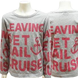 子供服 子供用Tシャツ 長袖 Tシャツ 女の子用 カットソー T/mini 130cm 丸高衣料 SSS ハロウィン