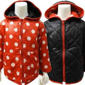 子供服 子供用ジャンバー ブルゾン ジャケット キッズジャケット リバーシブル アウター ミアメール 100cm 丸高衣料 M-SS ハロウィン