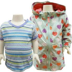 ベビー服 Tシャツ カットソー ジャケット 薄手ジャケット あいもの 2点セット ジンボリー 1歳 75〜80cm 【アメリカ買付商品】