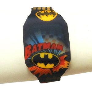 BATMAN バットマン 光る 子供用腕時計 リストウォッチ キッズウォッチ デジタル LED 【アメリカ買付商品】