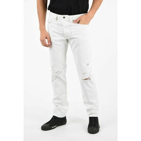 DIESEL/ディーゼル White メンズ 19cm Slim Fit BUSTER Jeans L32 dk
