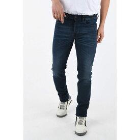 DIESEL/ディーゼル Blue メンズ 18cm Slim Fit BUSTER Jeans L32 dk