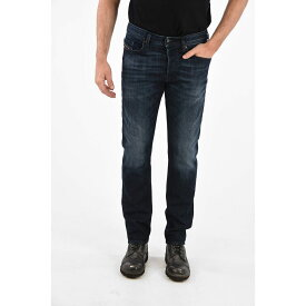 DIESEL/ディーゼル Blue メンズ 18cm Tapered Fit BUSTER Jeans L32 dk