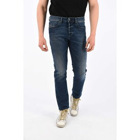 DIESEL/ディーゼル Blue メンズ 18cm Tapered Fit BUSTER Jeans L.32 dk