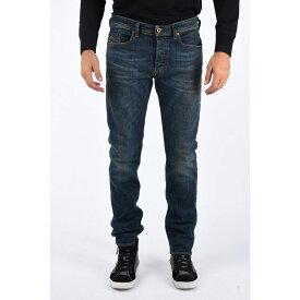 DIESEL/ディーゼル Blue メンズ 18cm Stretch Denim BUSTER Jeans L.32 dk